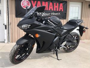 YAMAHA YZF-R3 2017 USED MOTORCYCLE FOR SALE IN TILBURY