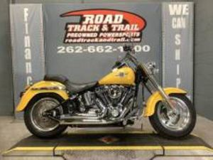 2006 HARLEY DAVIDSON FLSTF SOFTAIL FAT BOY