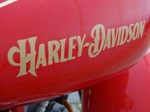 HARLEY-DAVIDSON WLA LIBERATOR