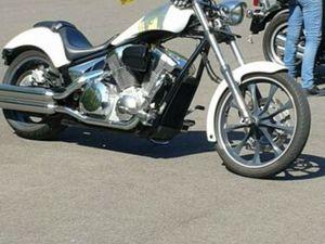 HONDA VT 1300 CX FURY PERFEKT ABS