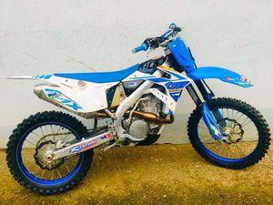 MOTO-CROSS TM 250 4T