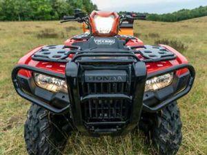 NEW HONDA TRX520 FM6 IRS POWER STEERING MANUAL ATV QUAD 4X4 FOUR WHEELER FOREMAN