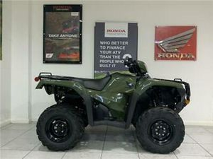2020 HONDA FOREMAN IRS PS G152 TRX520FM6LED G152 (20YM) PETROL GREEN MANUAL
