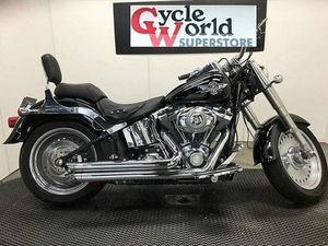 HARLEY-DAVIDSON FLSTF - FAT BOY® 2011 USED MOTORCYCLE FOR SALE IN TORONTO