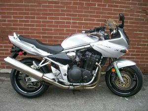 SUZUKI BANDIT 1200S 2002 USED MOTORCYCLE FOR SALE IN TORONTO