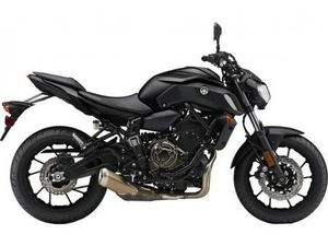 YAMAHA MT-07 - MT07ALB 2020 NEW MOTORCYCLE FOR SALE IN MIDLAND