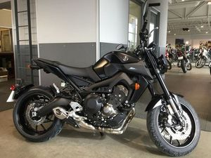 YAMAHA MT09 BLACK 2020 NEW MOTORCYCLE FOR SALE IN LANGLEY