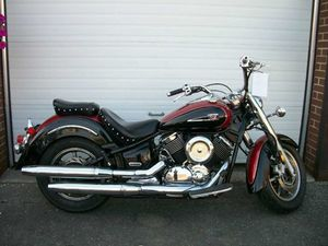 YAMAHA V STAR® 1100 CLASSIC 2005 USED MOTORCYCLE FOR SALE IN TORONTO