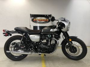 KAWASAKI W800 CAFE 2019 NEW MOTORCYCLE FOR SALE IN BARRIE