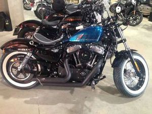 CUSTOMIZED FORTY-EIGHT 1200