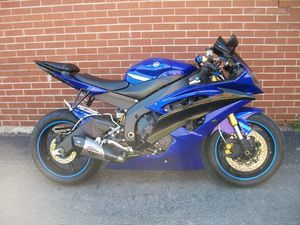 YAMAHA YZF-R6 2013 USED MOTORCYCLE FOR SALE IN TORONTO