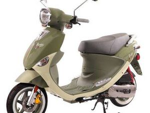 2021 GENUINE SCOOTER COMPANY BUDDY 50 INTERNATIONAL