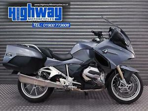 2014 BMW R1200 RT SPORTS TOURER STUNNING CONDITION WARRANTY MOT