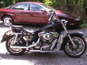 HARLEY-DAVIDSON FXRS 1984 USED MOTORCYCLE FOR SALE IN WOODVIEW