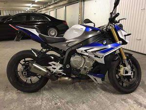BMW S1000R ABS+DTC+DDC