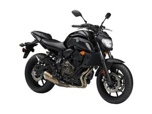 YAMAHA MT-07 2020 NEW MOTORCYCLE FOR SALE IN FENWICK