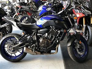 YAMAHA MT-07 2020 NEW MOTORCYCLE FOR SALE IN INNISFIL