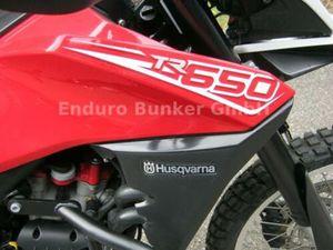 HUSQVARNA TR 650 TERRA TOP GEPFLEGT
