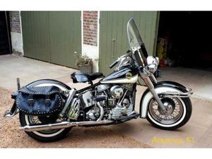 1958 HARLEY DAVIDSON PANHEAD DUO GLIDE I.P.ST FULL SERVICED