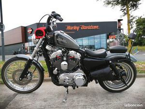 HARLEY DAVIDSON SPORTSTER 1200XL TYPE IRON FORTY-EIGHT