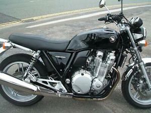 HONDA CB1100A-D LOW MILES AND FSH