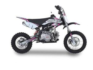 2021 ICE BEAR SYX 125CC AUTO