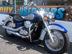 2009 HONDA SHADOW AERO 750CC