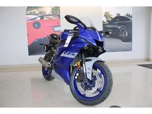 YAMAHA YZF-R6 2020 NEW MOTORCYCLE FOR SALE IN SUMMERSIDE