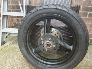 DAELIM ROADSPORT 125 2013 PARTS | IN BELPER, DERBYSHIRE | GUMTREE