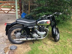 BSA A10 SUPER ROCKET WITH650CC GOLDEN FLASH ENGINE | IN BANCHORY, ABERDEENSHIRE | GUMTREE