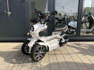 DOOHAN ITANK ELEKTRO SCOOTER DREIRAD E-TRIKE 45 KM/H 2 KW MOTOR