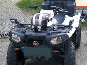 POLARIS QUAD FORESTER SPORTSMAN