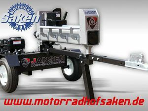 JANSEN HOLZSPALTER HS-20DS63 QUAD FORST ATV