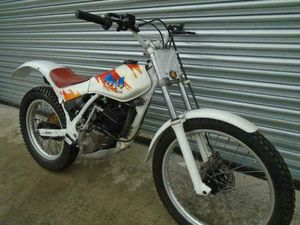 HONDA TLM 220 AIR COOLED MONO TRIALS BIKE | IN BRIGHOUSE, WEST YORKSHIRE | GUMTREE