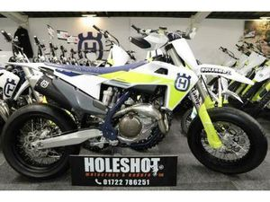 HUSQVARNA FS 450 2021 SUPER MOTO ENDURO BIKE BRAND NEW   IN SALISBURY, WILTSHIRE   GUMTREE