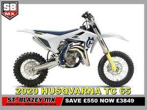 2020 HUSQVARNA TC 65 MOTO-X BIKE   IN PAR, CORNWALL   GUMTREE