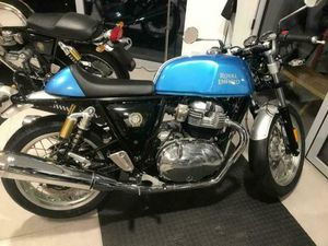 ROYAL ENFIELD CONTINENTAL GT | IN DUMFRIES, DUMFRIES AND GALLOWAY | GUMTREE