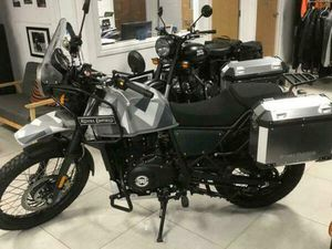 ROYAL ENFIELD HIMALAYAN | IN DUMFRIES, DUMFRIES AND GALLOWAY | GUMTREE