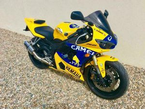 YAMAHA YZF R6 - CAMEL RACING LIVERY - SUPERB LOOKS - GREAT PERFORMER - PX | IN LIMAVADY, C