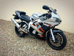 YAMAHA YZF R6 - JUST 19,000 MILES SUPERB EXAMPLE IN RARE COLOURS - PX BIKE | IN LIMAVADY,
