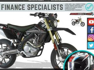 RIEJU MARATHON MRT PRO SM 125 125CC SUPERMOTO OFF ROAD STYLE FINANCE & DELIVERY | IN DUNDE
