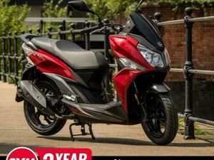SYM JET 14 50CC TWIST & GO AUTOMATIC MOPED MAXI SCOOTER LEARNER LEGAL FOR... | IN WESTON-S