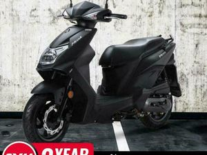 SYM MASK 50CC TWIST & GO LEARNER LEGAL AUTOMATIC COMMUTER SCOOTER MOPED F... | IN WESTON-S