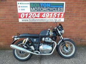 ROYAL ENFIELD CONTINENTAL GT650 MOTORCYCLE