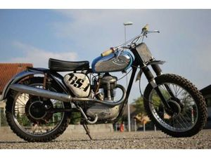 BSA CROSS 1958