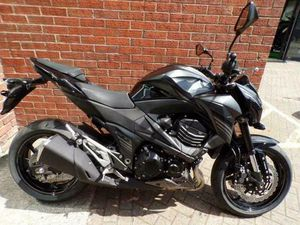 2018 (68) KAWASAKI Z800 E DELIVERY MILES ONLY PRE REGISTERED - LAST ONE | IN ST HELENS, ME