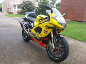 04 APRILIA RSVR MILLE LOW MILES | IN LONDONDERRY, COUNTY LONDONDERRY | GUMTREE