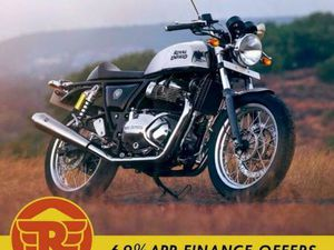 ROYAL ENFIELD CONTINENTAL GT 650 TWIN 2020 CAFE RACER MODERN CLASSIC MOTORCYC... | IN DUMF