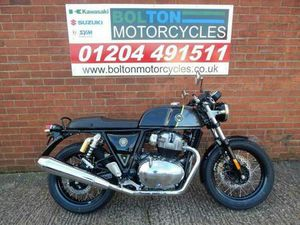 ROYAL ENFIELD GT CONTINENTAL 650 MOTORCYCLE | IN BOLTON, MANCHESTER | GUMTREE
