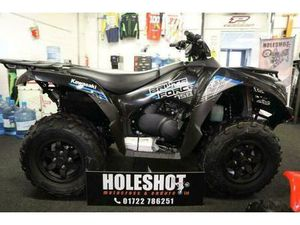 KAWASAKI BRUTE FORCE 750 2021 QUAD BRAND NEW QUAD KING | IN SALISBURY, WILTSHIRE | GUMTREE